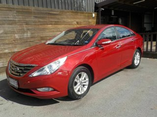 2011 Hyundai i45 YF MY11 Active Red 6 Speed Sports Automatic Sedan