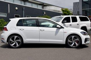 2020 Volkswagen Golf 7.5 MY20 GTI DSG White 7 Speed Sports Automatic Dual Clutch Hatchback.