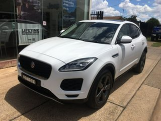 2017 Jaguar E-PACE X540 D180 White Sports Automatic