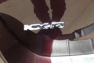 2012 Toyota Kluger GSU40R MY12 KX-R 2WD Red 5 Speed Sports Automatic Wagon