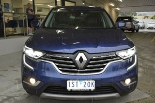 2017 Renault Koleos HZG Intens X-tronic Blue 1 Speed Constant Variable Wagon.