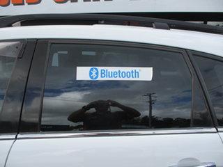 2011 Holden Captiva CG Series II 7 CX (4x4) White 6 Speed Automatic Wagon