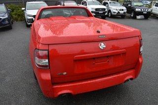 2013 Holden Ute VF MY14 SV6 Ute Red/Black 6 Speed Manual Utility.
