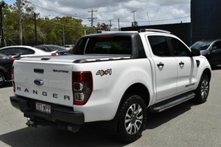 2016 Ford Ranger PX MkII MY17 Wildtrak 3.2 (4x4) White 6 Speed Automatic Dual Cab Pick-up