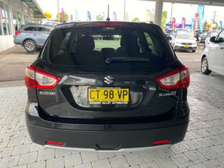 2014 Suzuki S-Cross GLX Black Constant Variable Hatchback