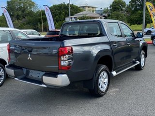 2020 Mitsubishi Triton MR MY21 GLX+ Double Cab Graphite Grey 6 Speed Sports Automatic Utility.