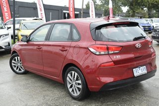 2020 Hyundai i30 PD2 MY20 Active Red/Black 6 Speed Sports Automatic Hatchback