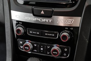 2011 Holden Special Vehicles ClubSport E Series 3 MY12 R8 Tourer Black 6 Speed Sports Automatic