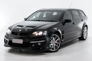 2011 Holden Special Vehicles ClubSport E Series 3 MY12 R8 Tourer Black 6 Speed Sports Automatic.