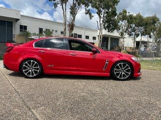 2014 Holden Commodore VF MY15 SS-V Red 6 Speed Manual Sedan.