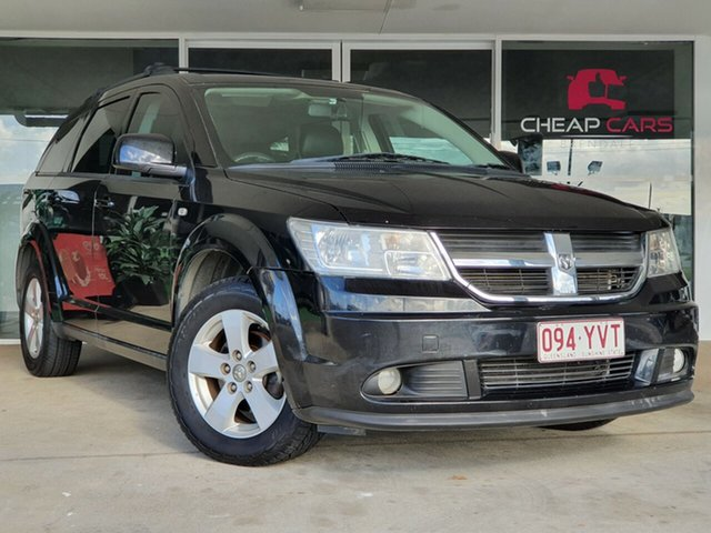 Used Dodge Journey JC SXT Brendale, 2009 Dodge Journey JC SXT Black 6 Speed Automatic Wagon
