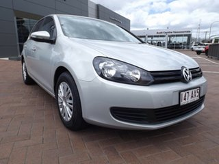 2011 Volkswagen Golf VI MY11 77TSI DSG 7 Speed Sports Automatic Dual Clutch Hatchback.