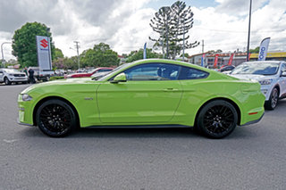 2020 Ford Mustang FN 2020MY GT Grabber Lime 6 Speed Manual Fastback