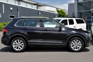 2020 Volkswagen Tiguan 5N MY20 132TSI DSG 4MOTION Comfortline Black 7 Speed