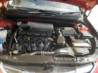 2011 Hyundai i45 YF MY11 Active Red 6 Speed Sports Automatic Sedan
