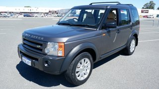 2006 Land Rover Discovery 3 HSE Grey 6 Speed Sports Automatic Wagon