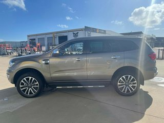 2019 Ford Everest UA II 2019.00MY Titanium Bronze 10 Speed Sports Automatic SUV