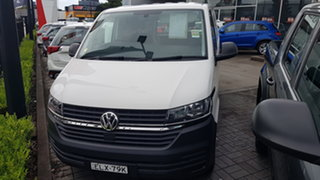 Demo Transporter Van SWB TDI340 6 Spd Manual.