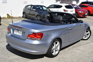 2008 BMW 120i E88 120i Blue 6 Speed Automatic Convertible
