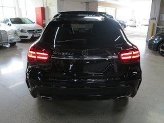 2018 Mercedes-Benz GLA-Class X156 808+058MY GLA220 d DCT Black 7 Speed Sports Automatic Dual Clutch