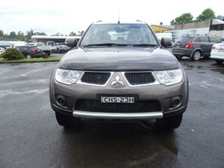 2012 Mitsubishi Challenger PB (KH) MY12 LS Ironbark 5 Speed Sports Automatic Wagon