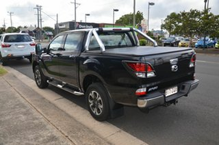 2016 Mazda BT-50 MY16 XTR Hi-Rider (4x2) Black 6 Speed Automatic Dual Cab Utility