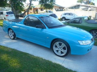2005 Holden Commodore VZ S 6 Speed Manual Utility