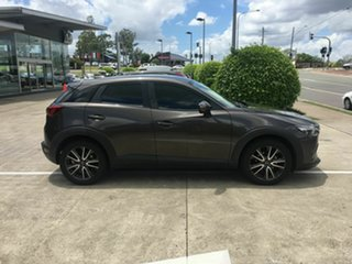 2016 Mazda CX-3 DK2W7A sTouring SKYACTIV-Drive Bronze 6 Speed Sports Automatic Wagon.