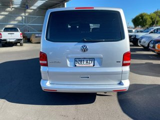 2013 Volkswagen Multivan T5 MY13 TDI340 DSG Comfortline Silver 7 Speed Sports Automatic Dual Clutch