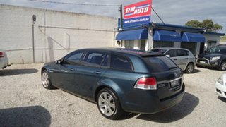 2009 Holden Commodore VE MY09.5 International Sportwagon Blue 4 Speed Automatic Wagon