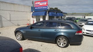 2009 Holden Commodore VE MY09.5 International Sportwagon Blue 4 Speed Automatic Wagon.