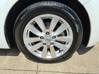2014 Kia Cerato YD MY15 SI White 6 Speed Sports Automatic Sedan