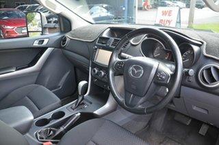 2016 Mazda BT-50 MY16 XTR Hi-Rider (4x2) Black 6 Speed Automatic Dual Cab Utility