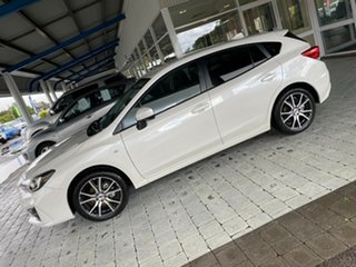 2019 Subaru Impreza 2.0i - Limited Edition White Constant Variable Hatchback