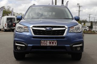 2016 Subaru Forester S4 MY16 2.5i-L CVT AWD Quartz Blue/matching 6 Speed Constant Variable Wagon