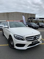 2014 Mercedes-Benz C250 W204 MY14 Edition C 7 Speed Automatic G-Tronic Sedan.