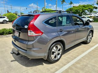 2014 Honda CR-V RM MY15 VTi Grey 5 Speed Automatic Wagon.