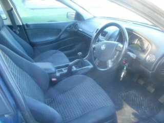 2005 Holden Commodore VZ S 6 Speed Manual Utility.