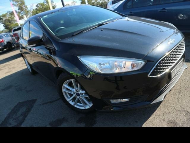Used Ford Focus Kingswood, Ford 2016.75 5 DOOR HA TREND . 1.5L PET 6SPD AUTO