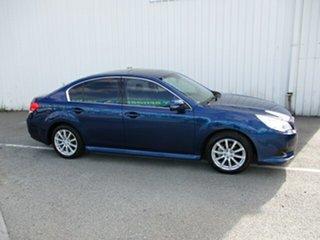 2009 Subaru Liberty PREMIUM Blue 4 Speed Automatic Sedan.
