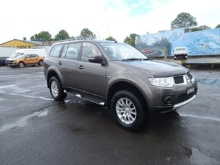 2012 Mitsubishi Challenger PB (KH) MY12 LS Ironbark 5 Speed Sports Automatic Wagon.