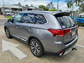 2019 Mitsubishi Outlander ZL MY20 LS 2WD Grey 6 Speed Constant Variable Wagon
