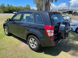 2009 Suzuki Grand Vitara JB MY09 Black 4 Speed Automatic Wagon