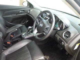 2013 Holden Cruze JH Series II CDX Black Sports Automatic Sedan