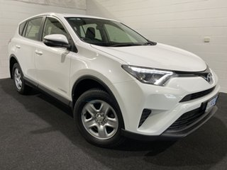 2017 Toyota RAV4 ALA49R GX AWD Glacier 6 Speed Sports Automatic Wagon.