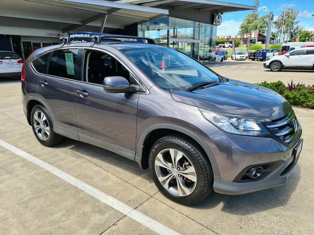 Used Honda CR-V RM MY15 VTi Yamanto, 2014 Honda CR-V RM MY15 VTi Grey 5 Speed Automatic Wagon