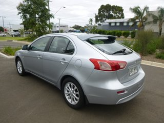 2011 Mitsubishi Lancer CJ SX Silver Manual Hatchback