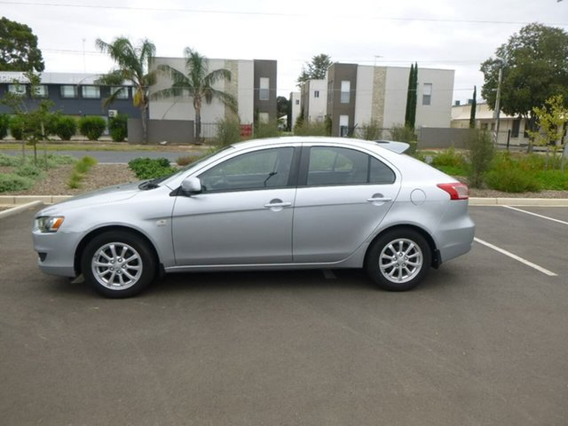 Used Mitsubishi Lancer CJ SX Beverley, 2011 Mitsubishi Lancer CJ SX Silver Manual Hatchback