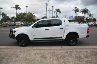 2016 Holden Colorado RG MY16 Z71 (4x4) White 6 Speed Automatic Crew Cab Pickup