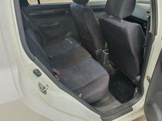 2007 Suzuki Swift RS415 White 5 Speed Manual Hatchback
